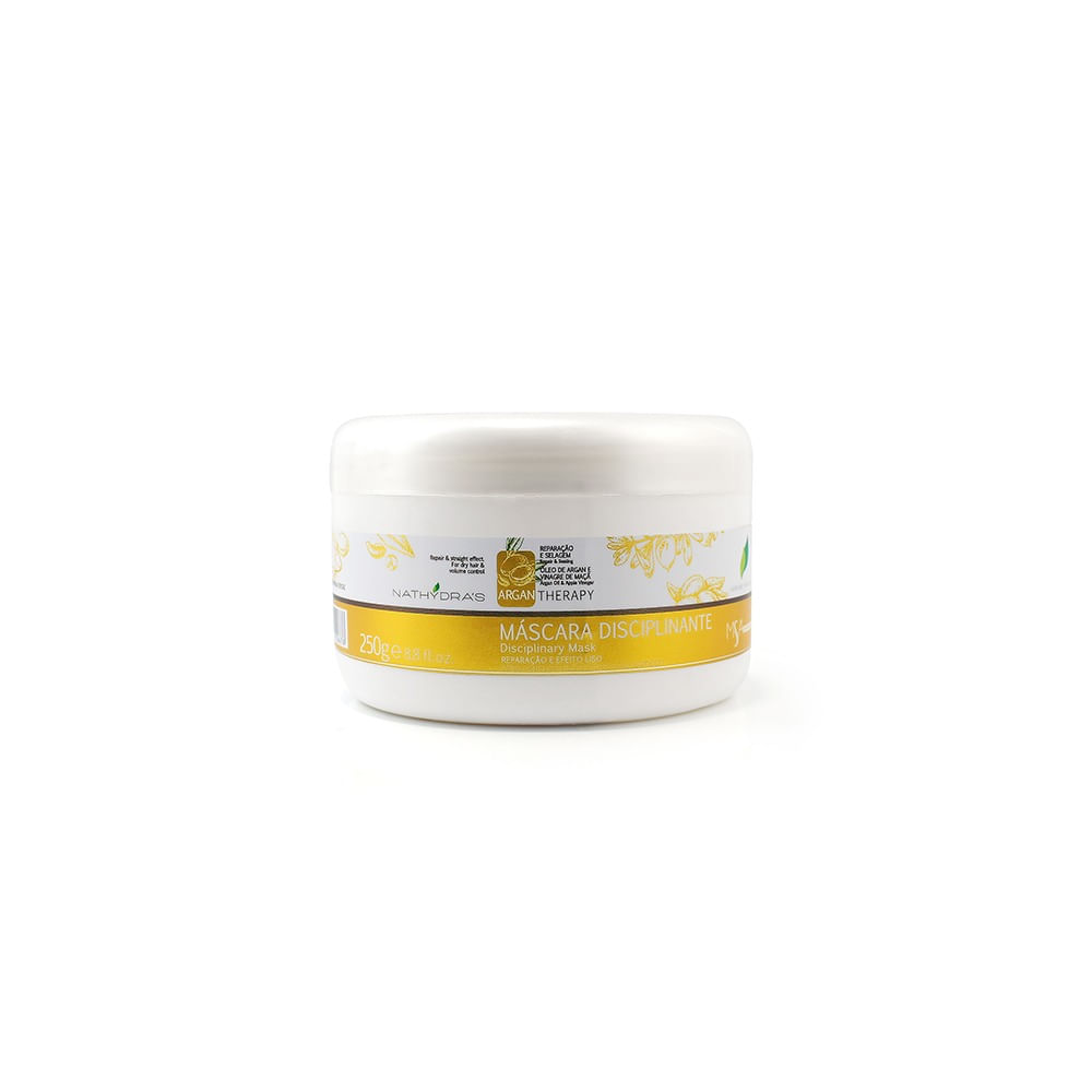 Mascara-Disciplinante-Nathydra's-Argan-Therapy-250g