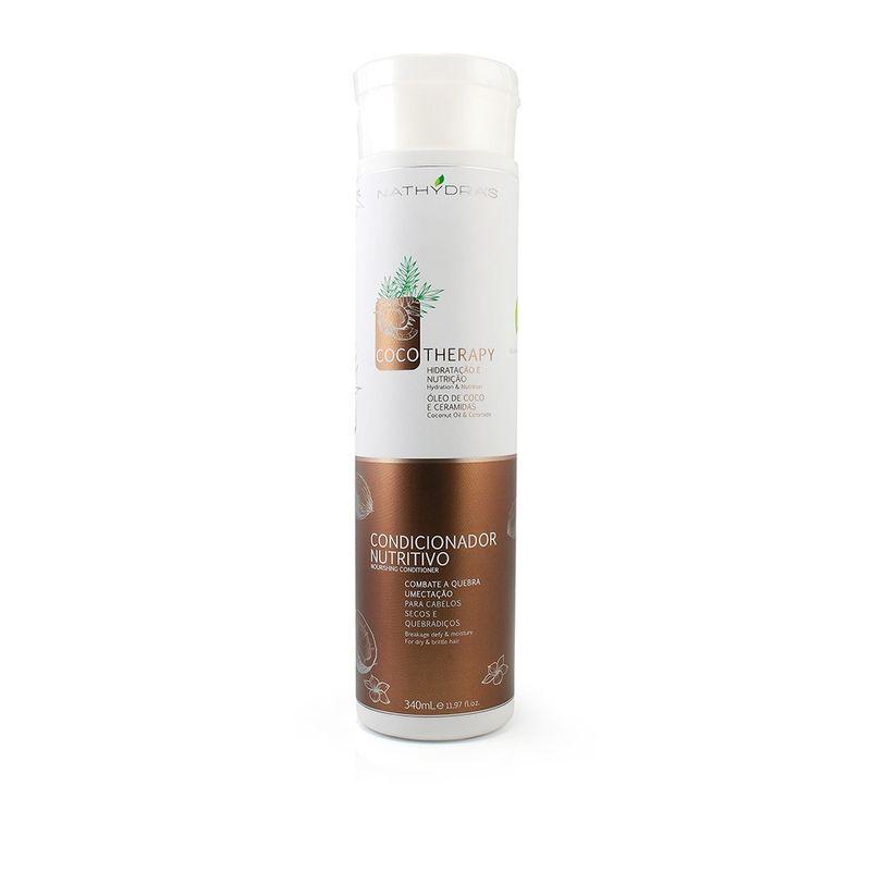 Condicionador-Nutritivo-Nathydra's-Coco-Therapy-340ml