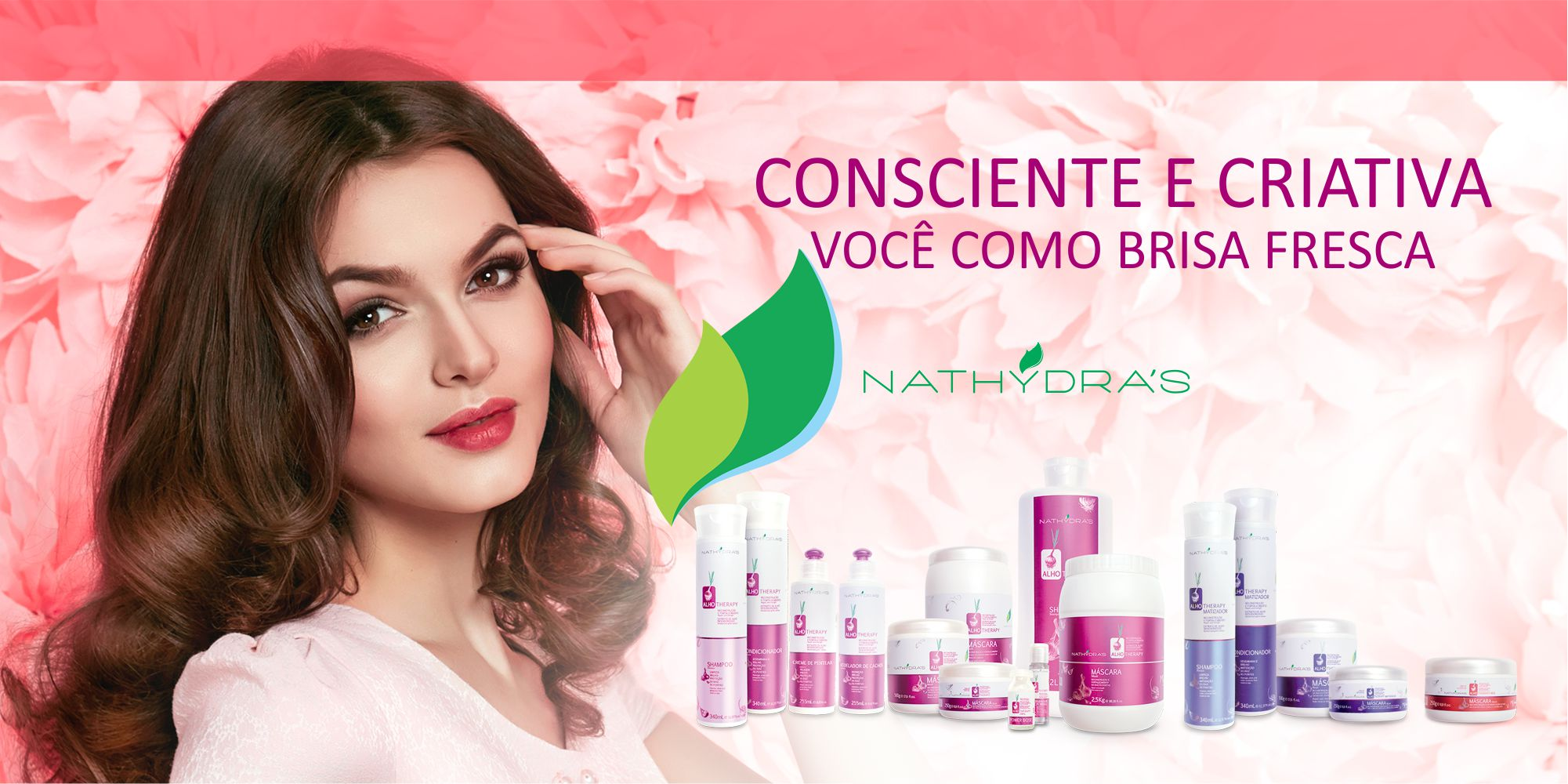 Banner Nathydras Alho Therapy