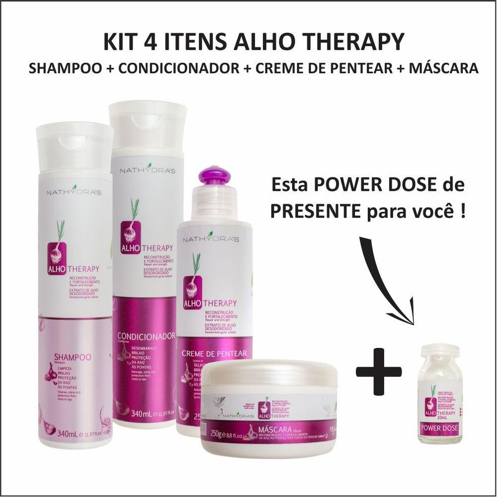 Kit-Nathydra-s-Alho-Therapy-Reconstrucao-e-Fortalecimento-com-4-produtos-