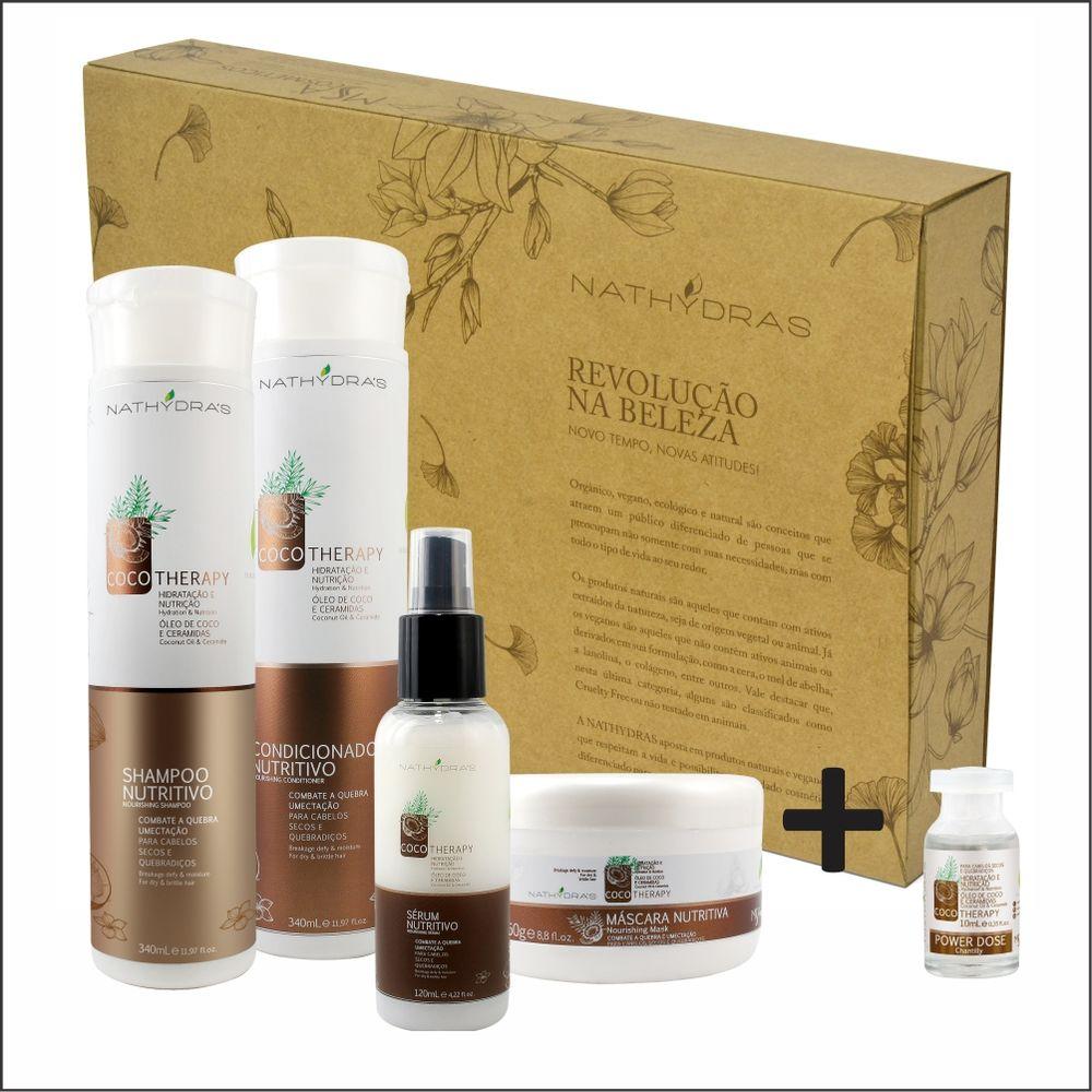 Kit-4-em-1-Shampoo-Condicionador-Mascara-Serum-Coco-Therapy