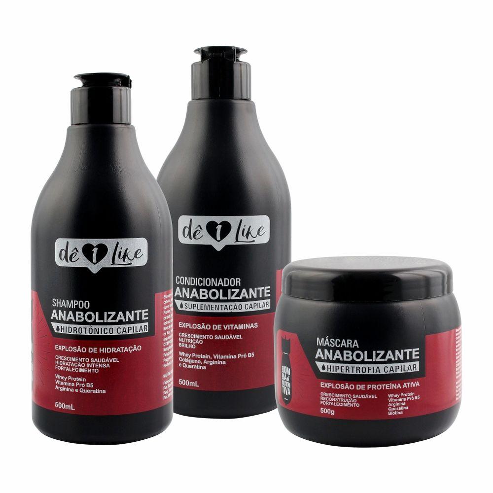 Kit-Anabolizante-3-em-1---Shampoo-Condicionador-e-Mascara
