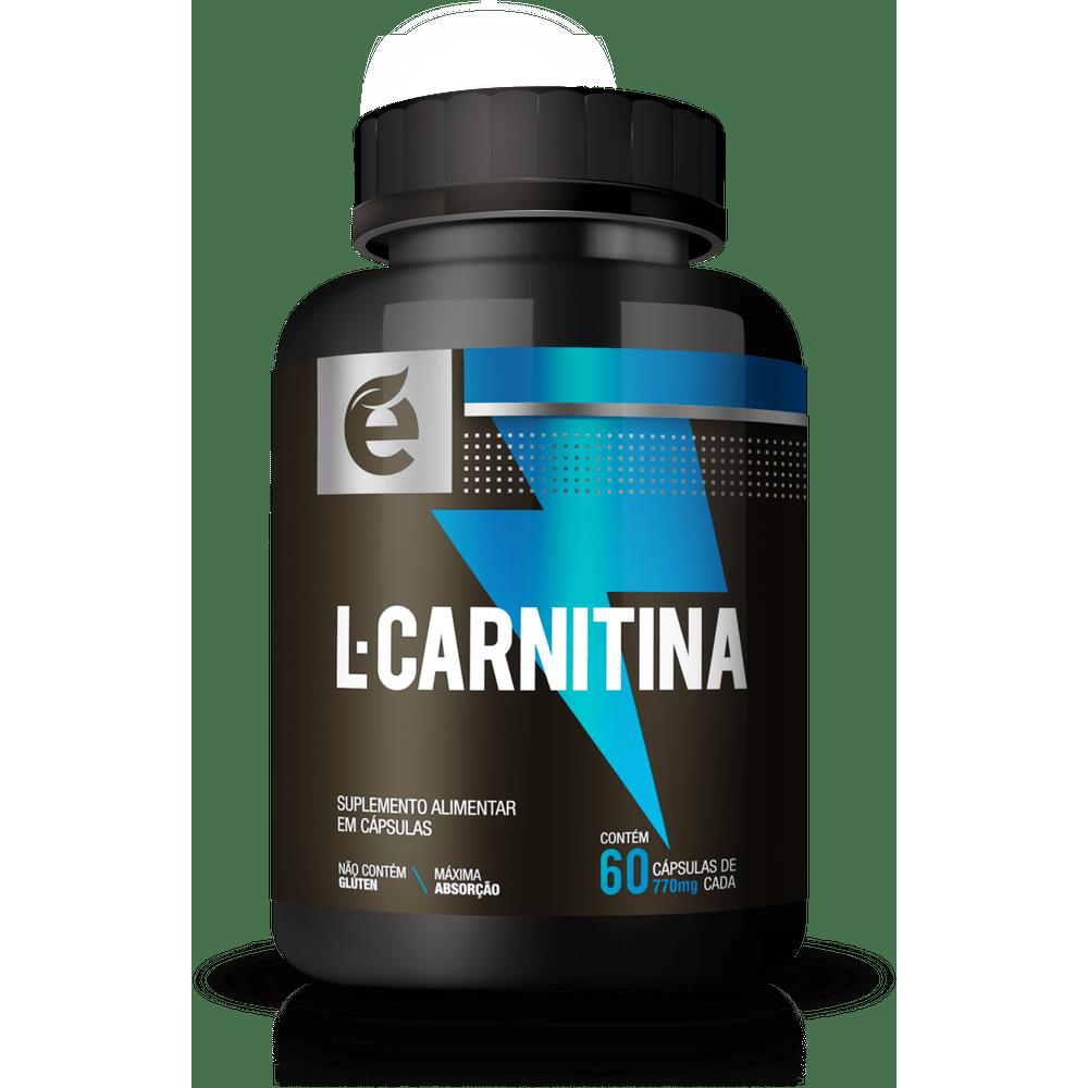 LCARNITINA-60-CAPSULAS