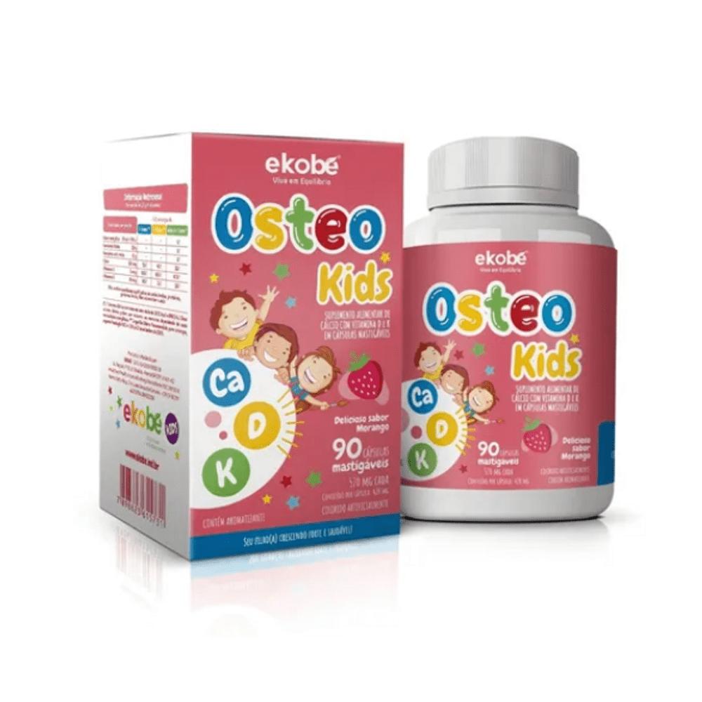 OSTEO-KIDS-90-CAPSULAS
