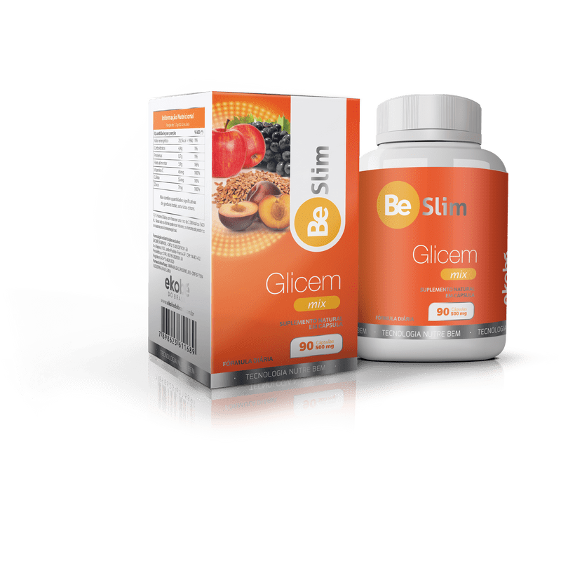 BE-SLIM-GLICEM-90-CAPSULAS