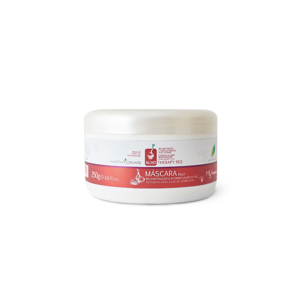 Mascara-Red-Matizadora-Nathydras-Alho-Therapy-Reconstrucao-e-Fortalecimento-250g-2