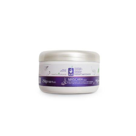 Mascara-Matizadora-Nathydras-Alho-Therapy-Reconstrucao-e-Fortalecimento-250g